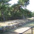 生の松原の防塁全景2